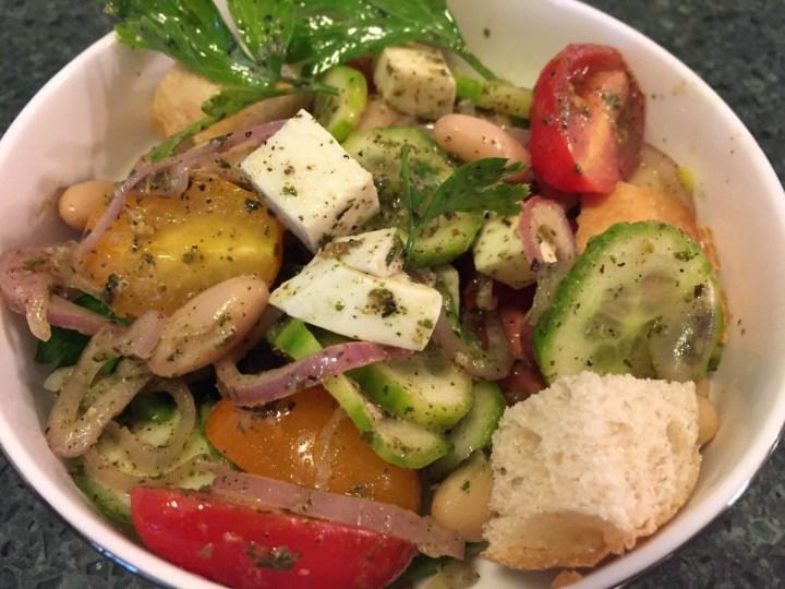Hello Fresh Vegetarian Box August 2016 (2)