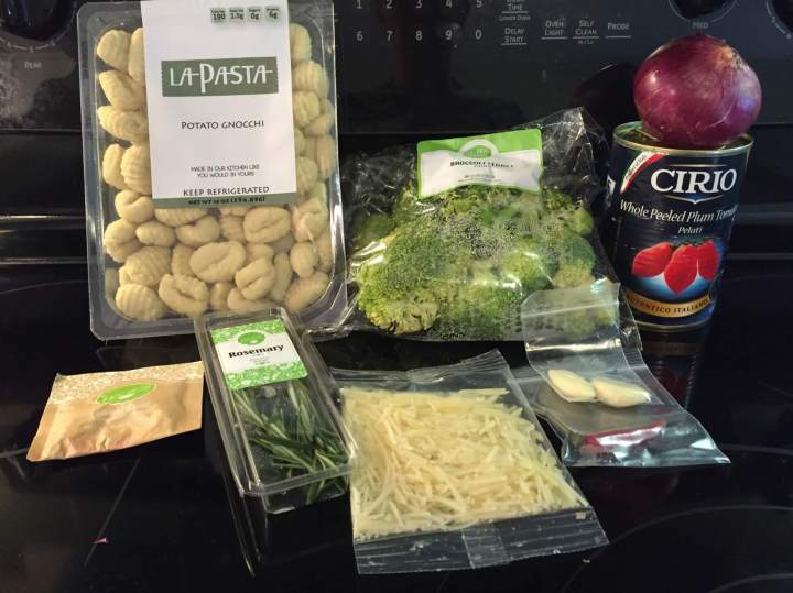 Hello Fresh Veggie Box August 2016 (1)