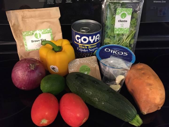 Hello Fresh Veggie Box August 2016 (5)