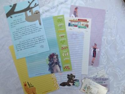 La Papierre Subscription Box Review & Coupon – August 2016