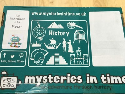 Mysteries in Time September 2016 Subscription Box Review + Coupon – The Elizabethans