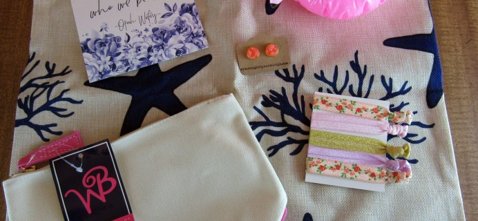 Mission Cute July 2016 Subscription Box Review & Coupon