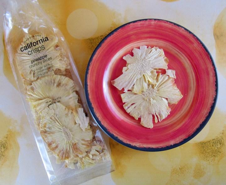 Dardiman's California Crisps Pineapple Crisps