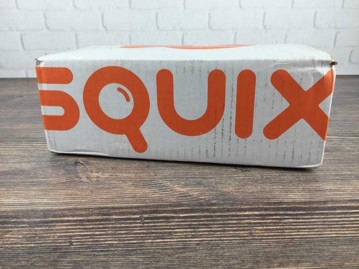 Squix August 2016 box