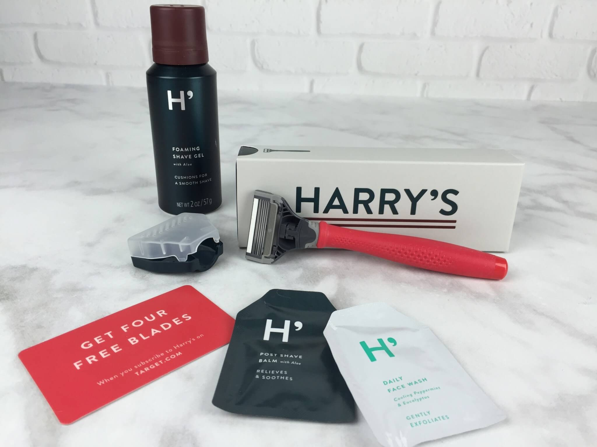 Where can you find a Harry's razors coupon code?