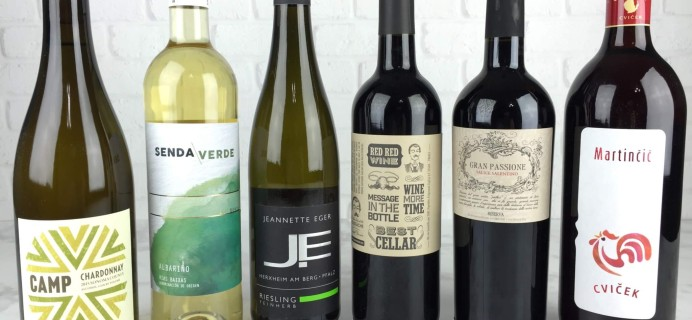 Wine Awesomeness August 2016 Review &  Coupon