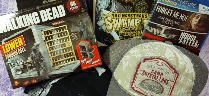 Horror Block July 2016 Review & Coupon