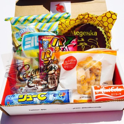 Bocandy August 2016 Subscription Box Review (Taste Box) & Coupon