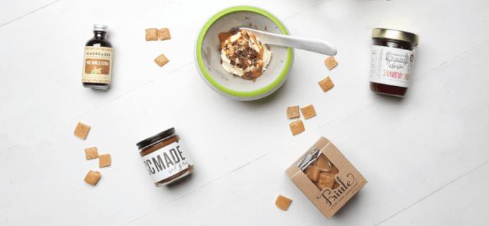 August 2016 Hamptons Lane Reveal + $10 Coupon – Homemade Ice Cream!