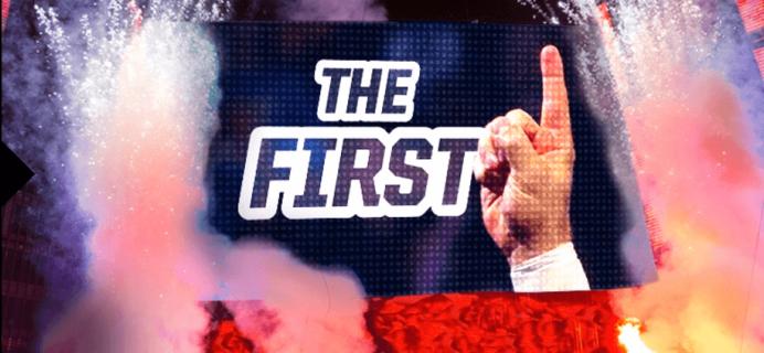 WWE Slam Crate October 2016 Spoilers #2 + Coupon