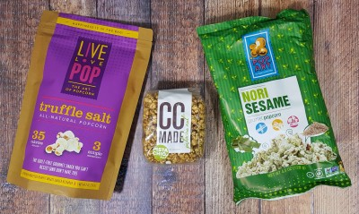 MOUTH: Popcorn Every Month Subscription Box Review – September 2016