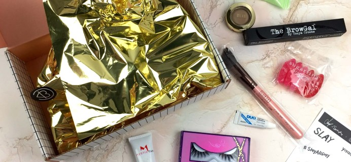 Beautycon Box Fall 2016 Subscription Box Review + Coupon