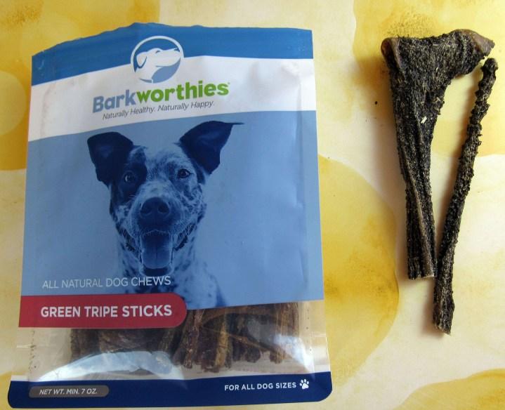 Barkworthies Green Tripe Sticks