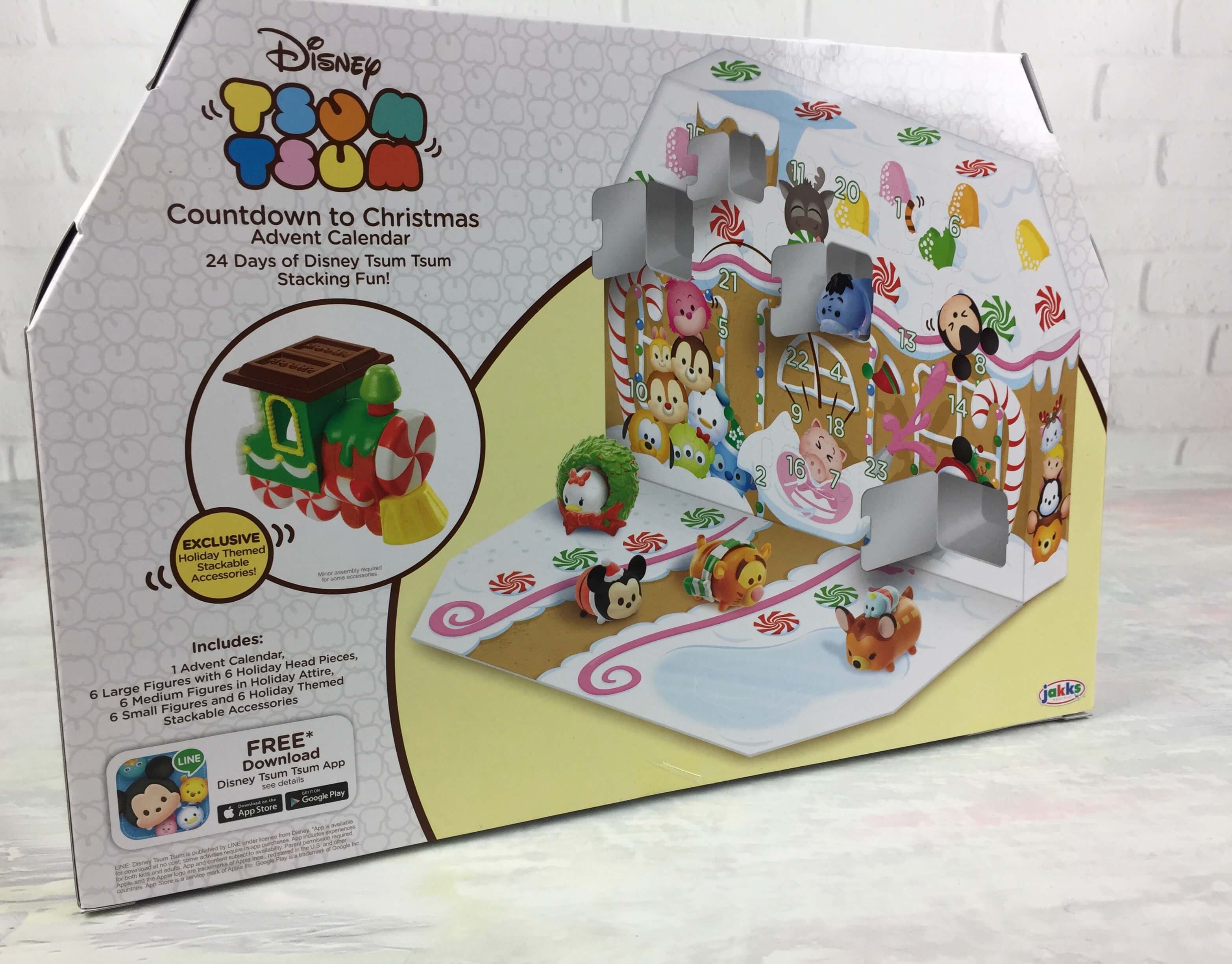 Disney Tsum Tsum Advent Calendar Mini Review | Hello, Subscription ...