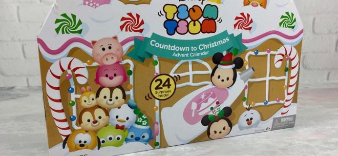 Disney Tsum Tsum Advent Calendar Mini Review