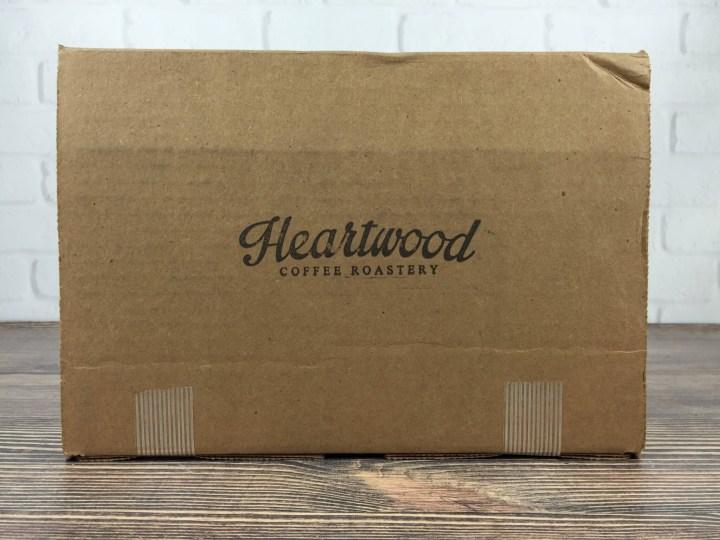 Heartwood Coffee Club September 2016 box
