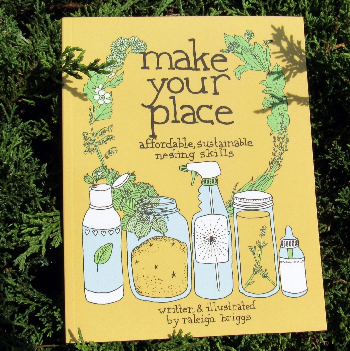 Make Your Place: Affordable, Sustainable Nesting Skills by Raleigh Briggs