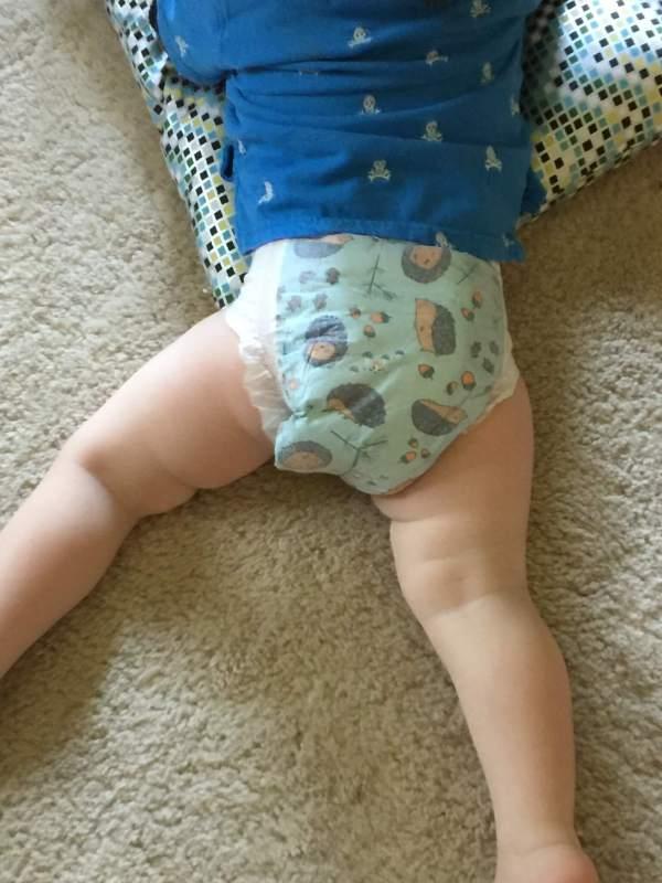 Honest Company Diaper Bundle September 2016
