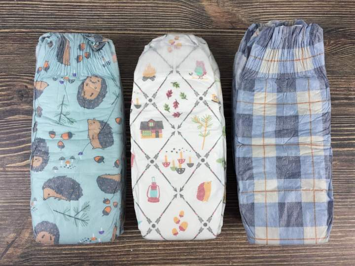 Honest Company September 2016 Diaper Bundle (4)