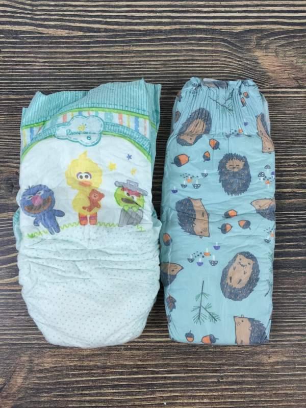 Honest Company September 2016 Diaper Bundle (6)