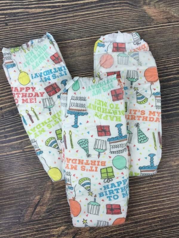 Honest Company September 2016 Diaper Bundle (9)