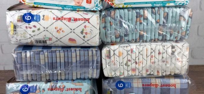Honest Company Diaper Bundle Review + Free Trial Offer!