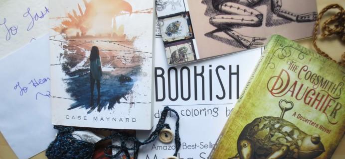 Go Indie Now Book Subscription Box Review & Coupon – September 2016