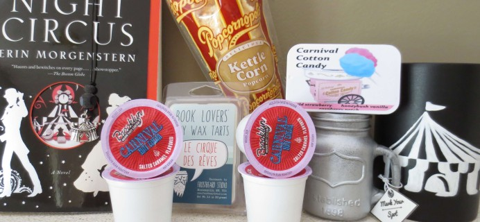 Coffee and a Classic Subscription Box Review – September 2016
