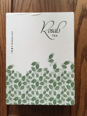 Rosali Tea August 2016 Subscription Box Review + Coupon