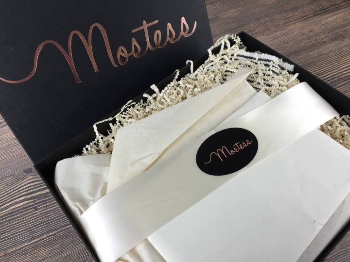 Mostess Summer 2016 unboxing