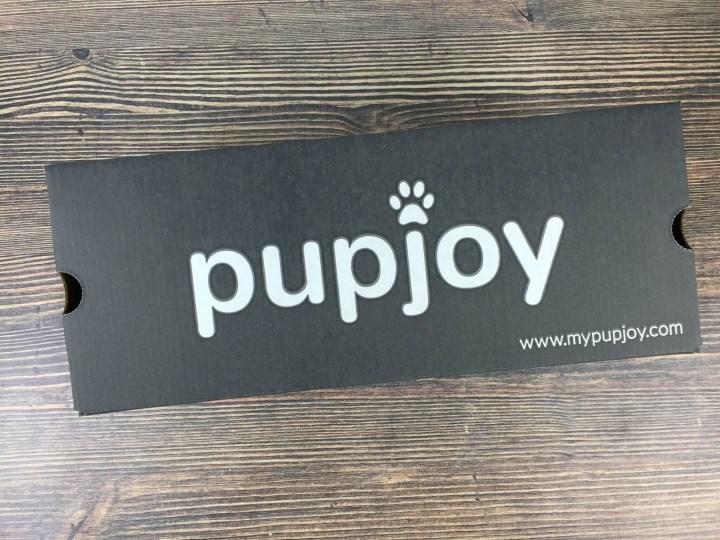 Pupjoy August 2016 box