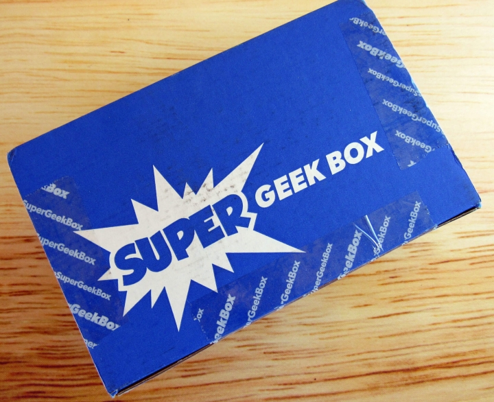SuperGeekBox