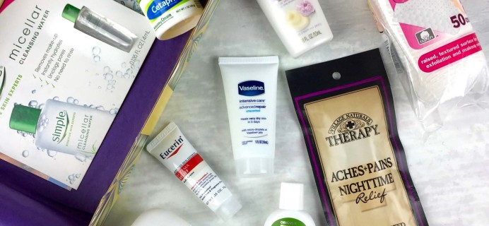 Walmart Beauty Box Fall 2016 Subscription Box Review
