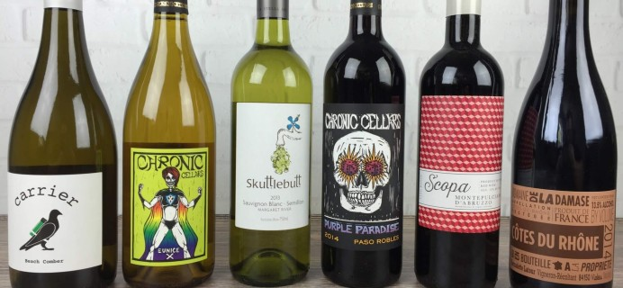 Wine Awesomeness September 2016 Review &  Coupon