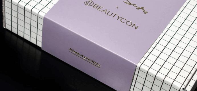 Beautycon Box Winter 2016 Spoilers Clues + Coupon