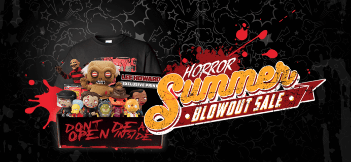 Horror Block Summer Blowout Block Available Now!