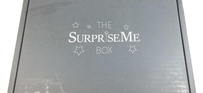 The SurpriseMe Box September 2016 Subscription Box Review + Coupon