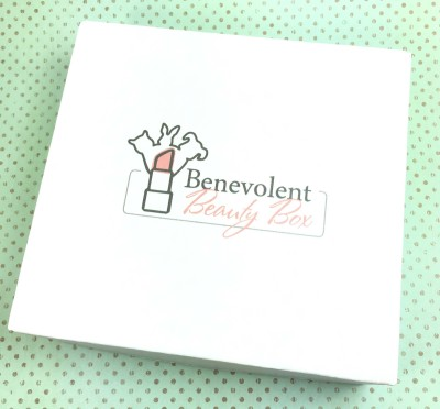 Benevolent Beauty Box June 2016 Subscription Box Review