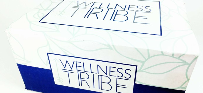 Wellness Tribe Subscription Box Review + Coupon – July 2016