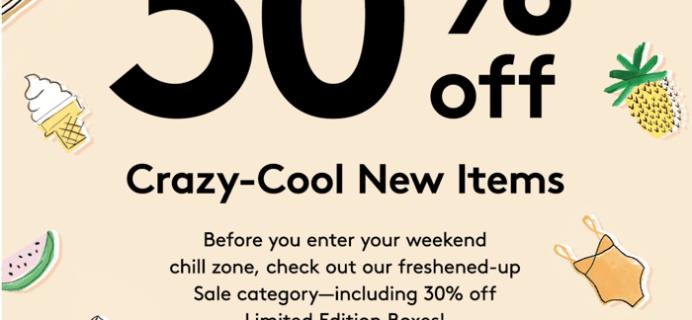 Birchbox Aces: Save 30% On Sale Items!