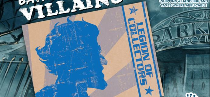 DC Legion of Collectors November 2016 Full Spoilers!