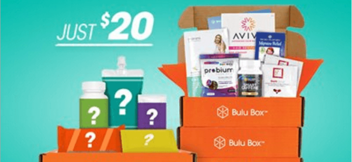 Bulu Box Coupon: $10 Off a 3-Month Subscription + Free Mystery Box!