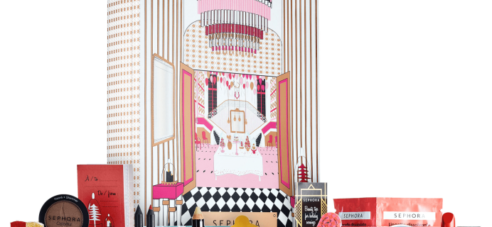 2016 Sephora Advent Calendar Available Now + Coupons