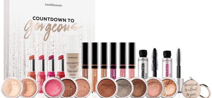 bareMinerals Black Friday Deal – Save $30 on Beauty Advent Calendar!