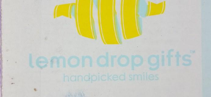 Lemon Drop Box Grandparent's Day Box Review & Coupon – September 2016