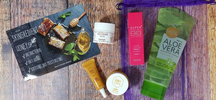 3B Box Subscription Box Review – September 2016