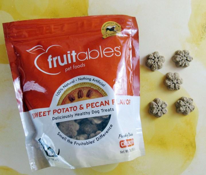 Fuitables Sweet Potato & Pecan Flavor Trreats
