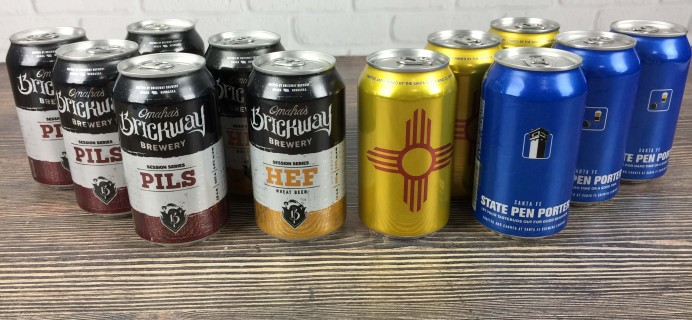 Craft Beer Club October 2016 Subscription Box Review & Coupon