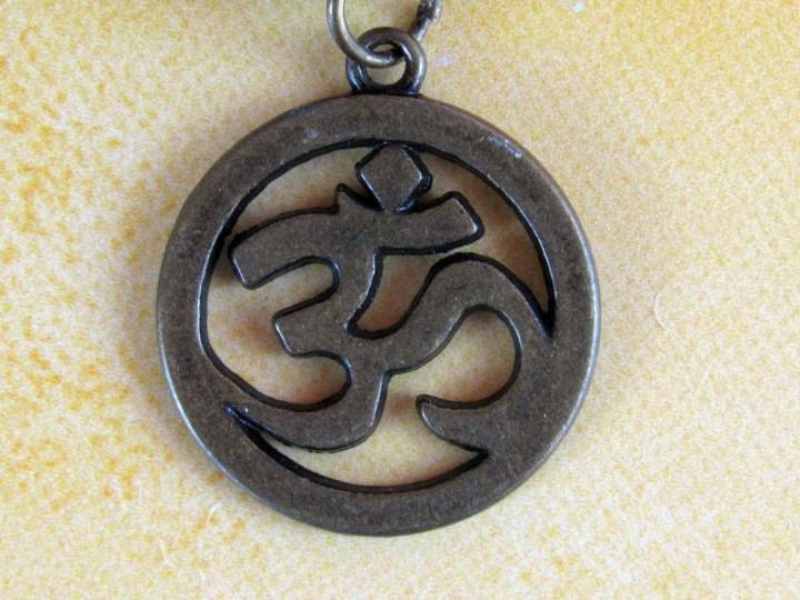 Bracelet with Ohm Charm