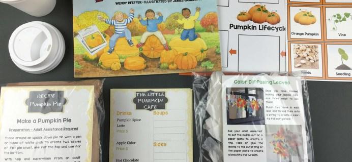 Bramble Box October 2016 Subscription Box Review + Coupon!